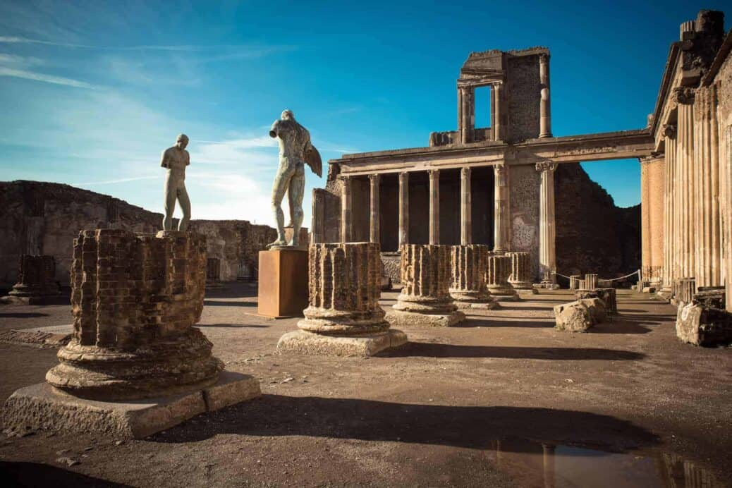 ruines pompei