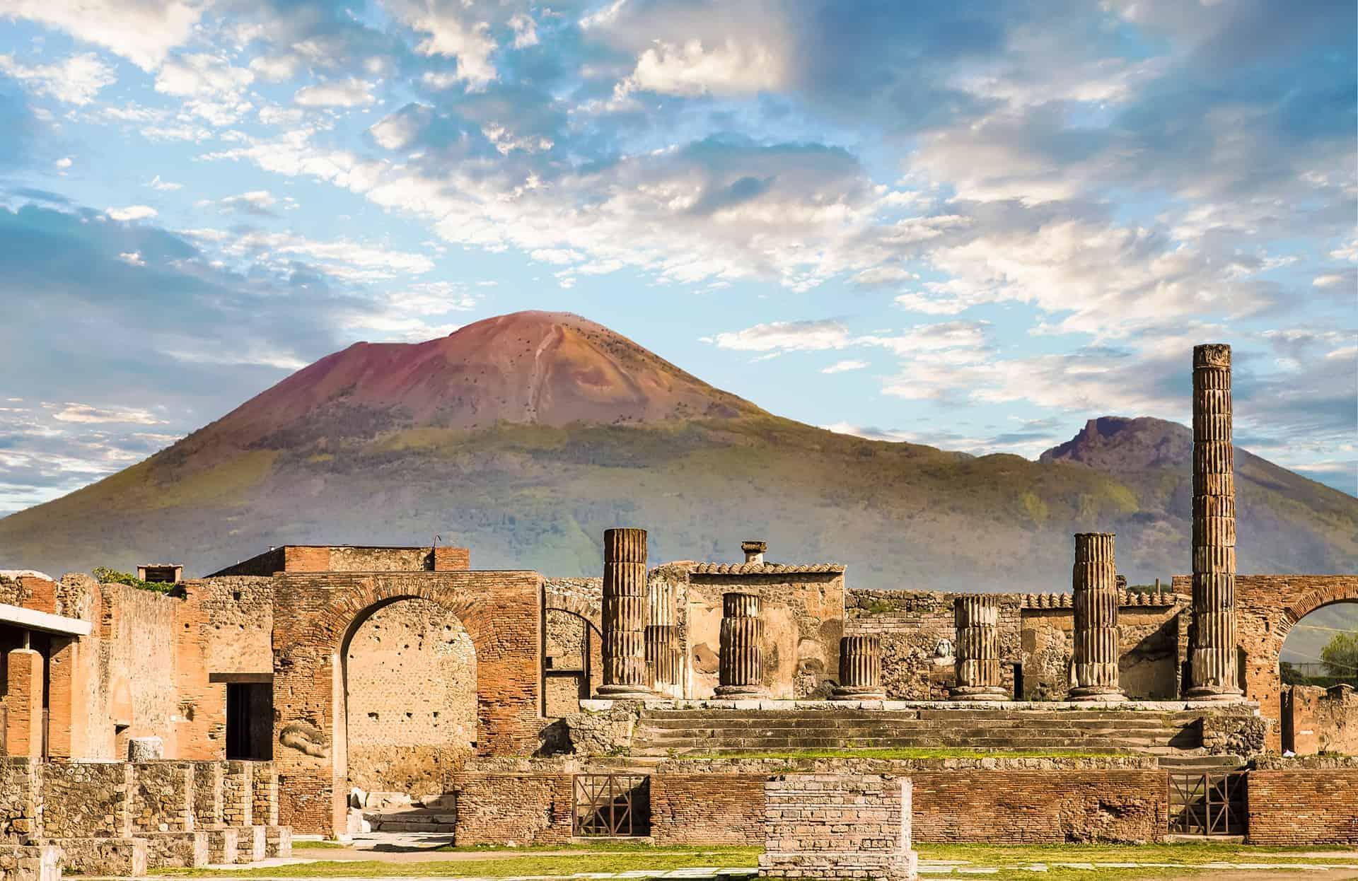 Pompéi » Vacances - Guide Voyage