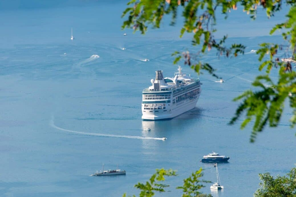 bateau de croisiere
