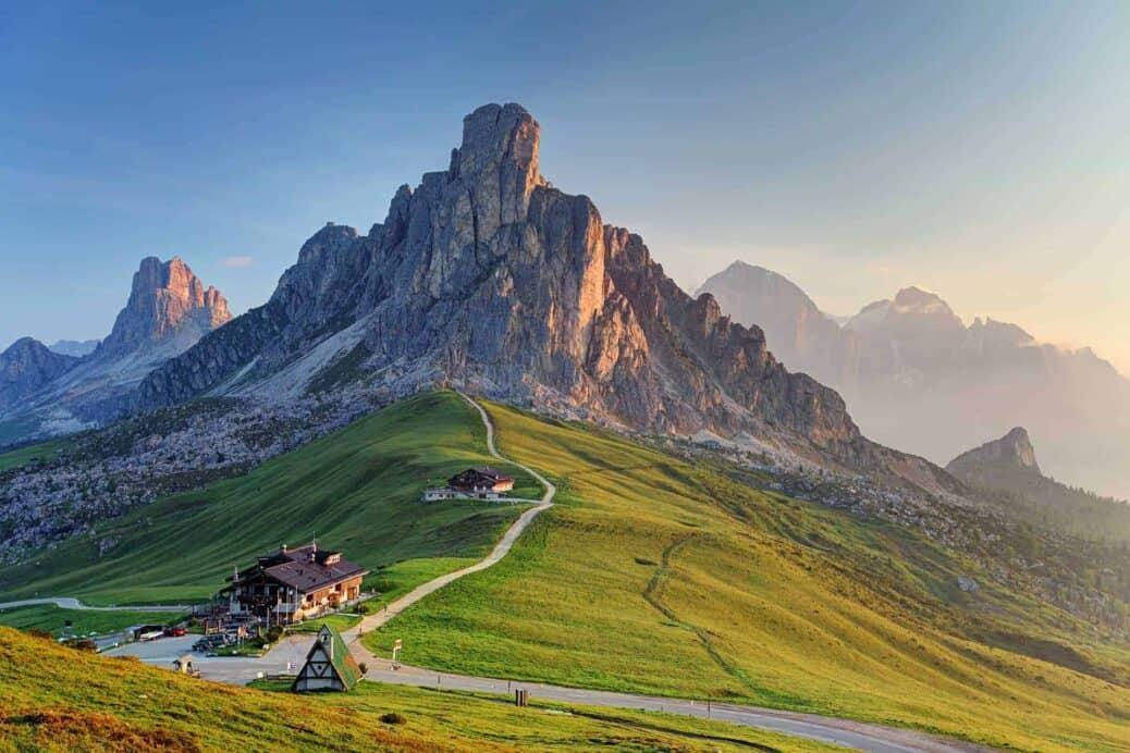 visiter italie en voiture
