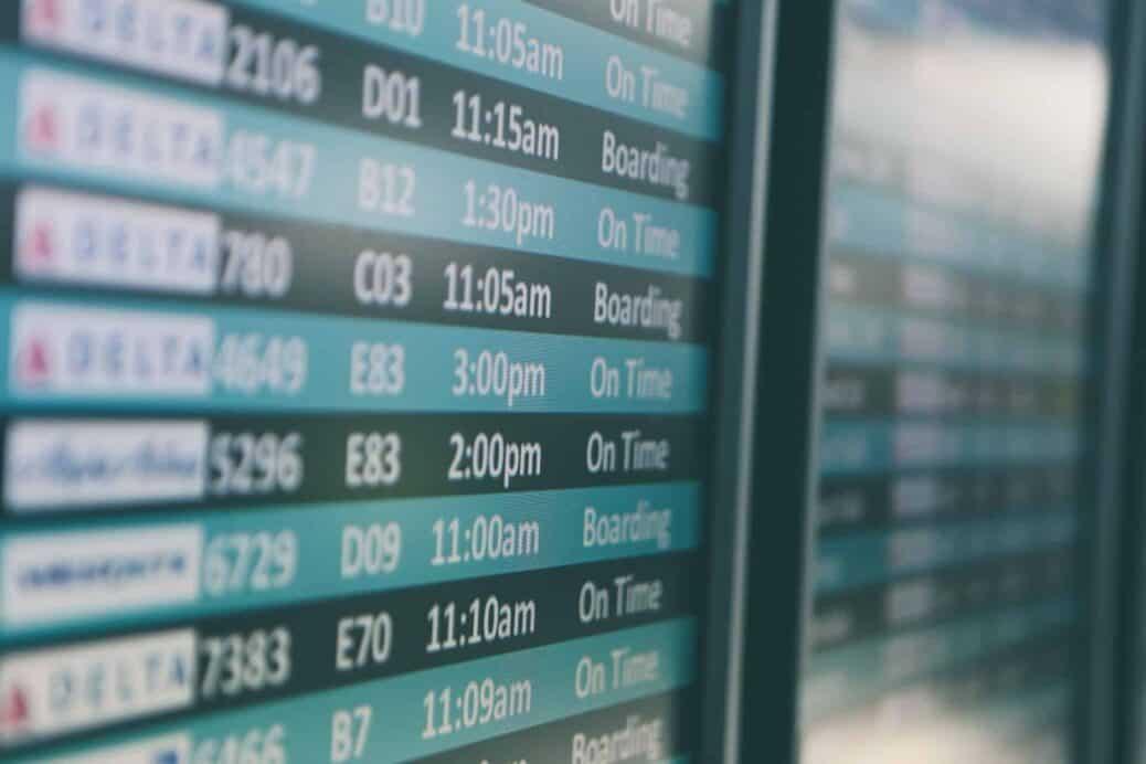 avion annule en europe