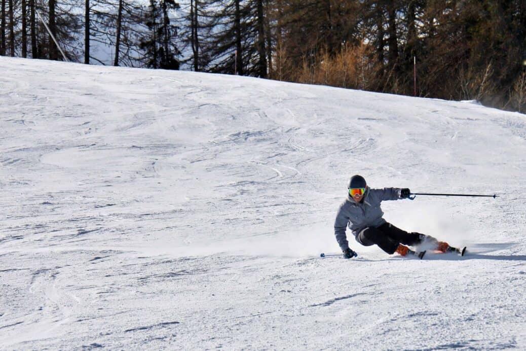 des vacances au ski