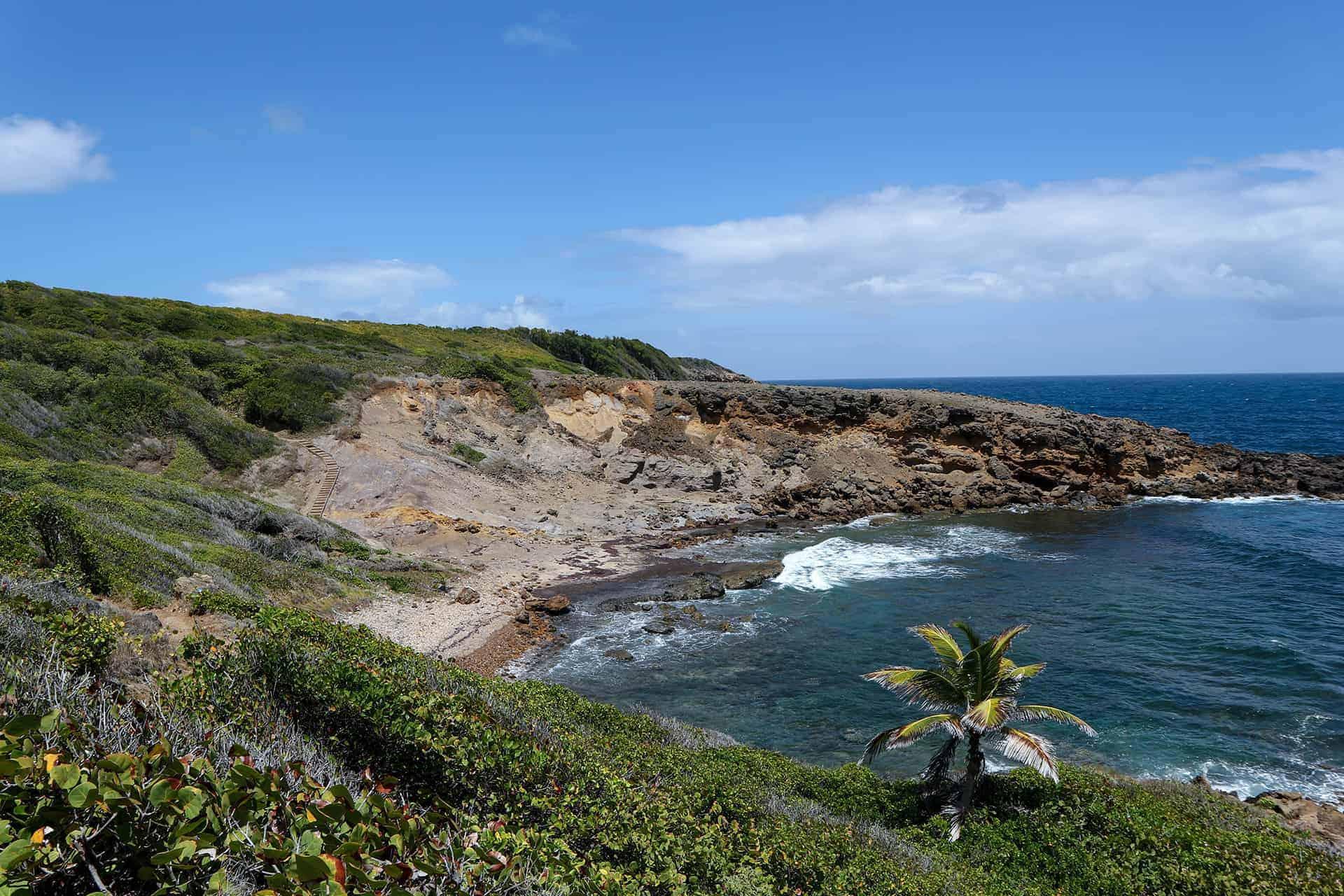 presqu'île caravelle