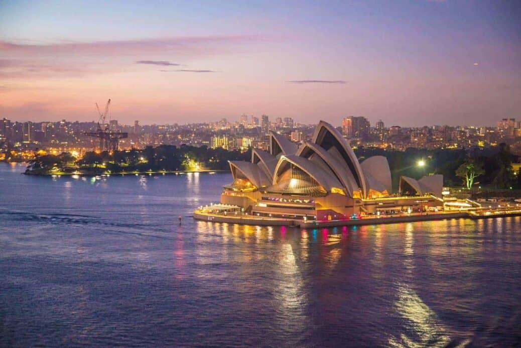 quel visa pour australie