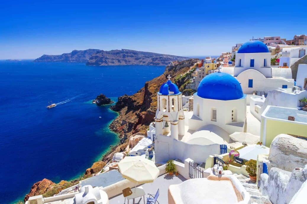 les cyclades grece