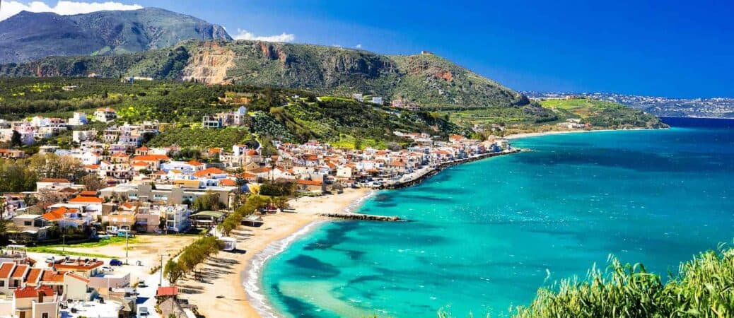 visiter la crete