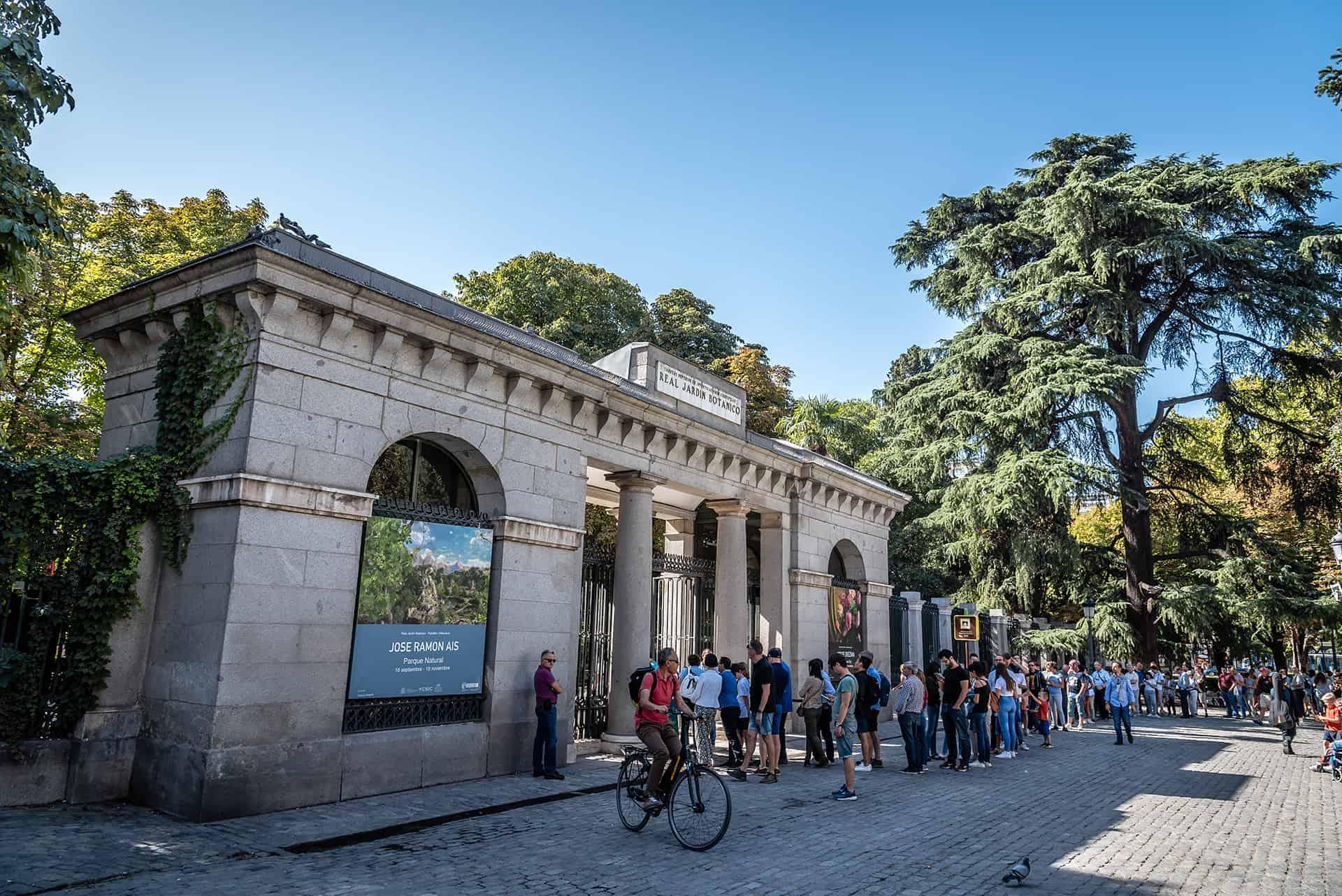 jardin botanique royal