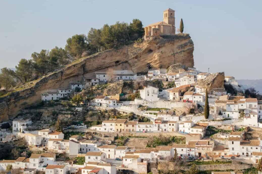 visiter andalousie