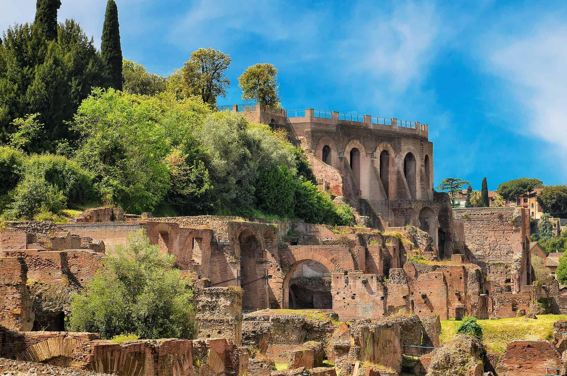 ruines rome