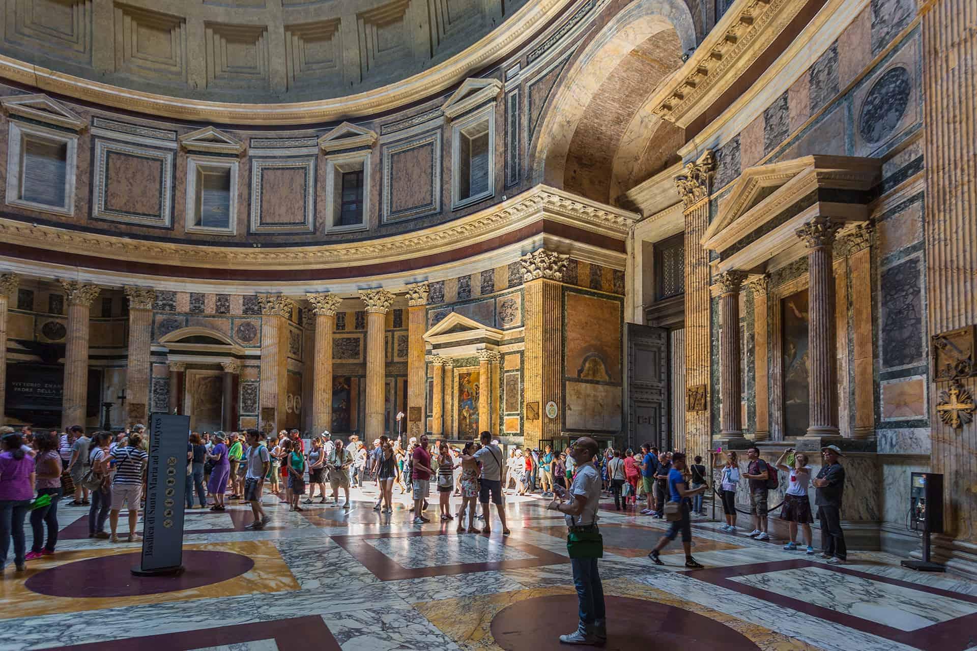 visite pantheon rome