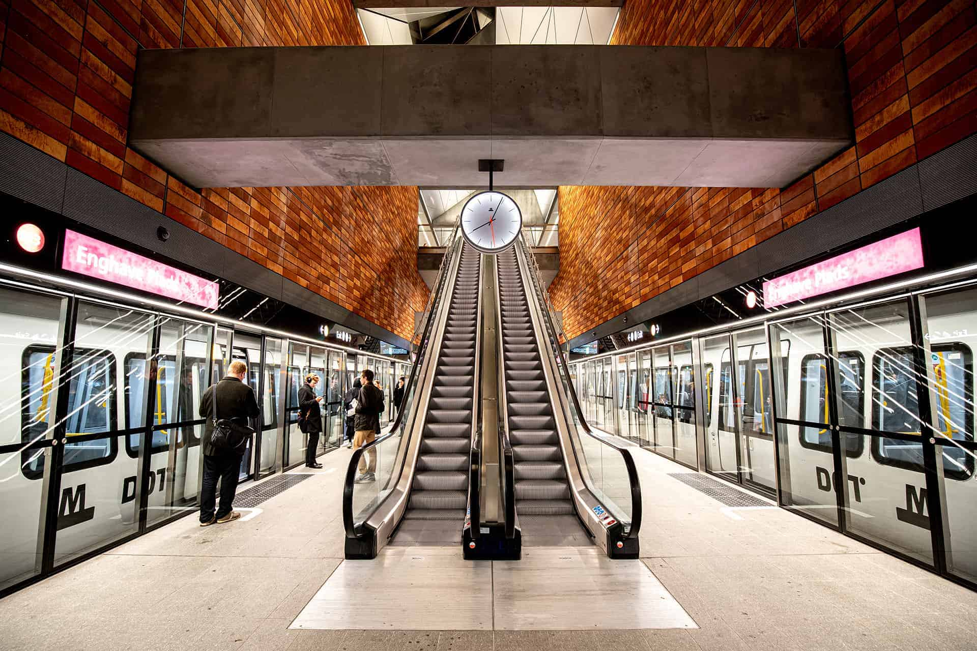 copenhague metro
