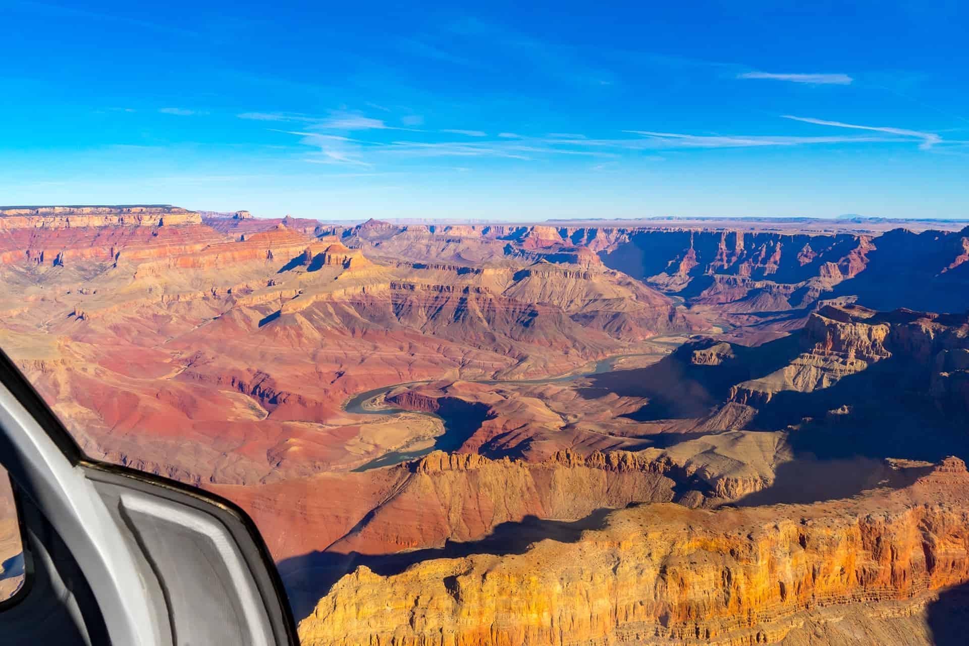 decouvrir grand canyon en hauteur