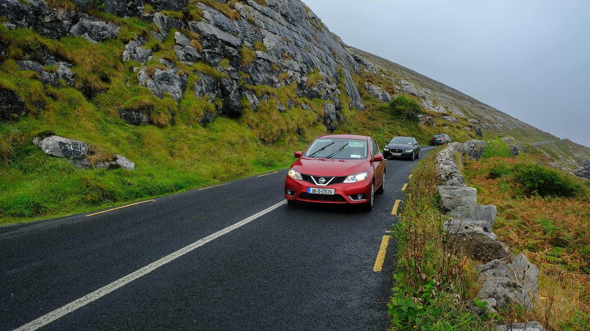 location voiture irlande