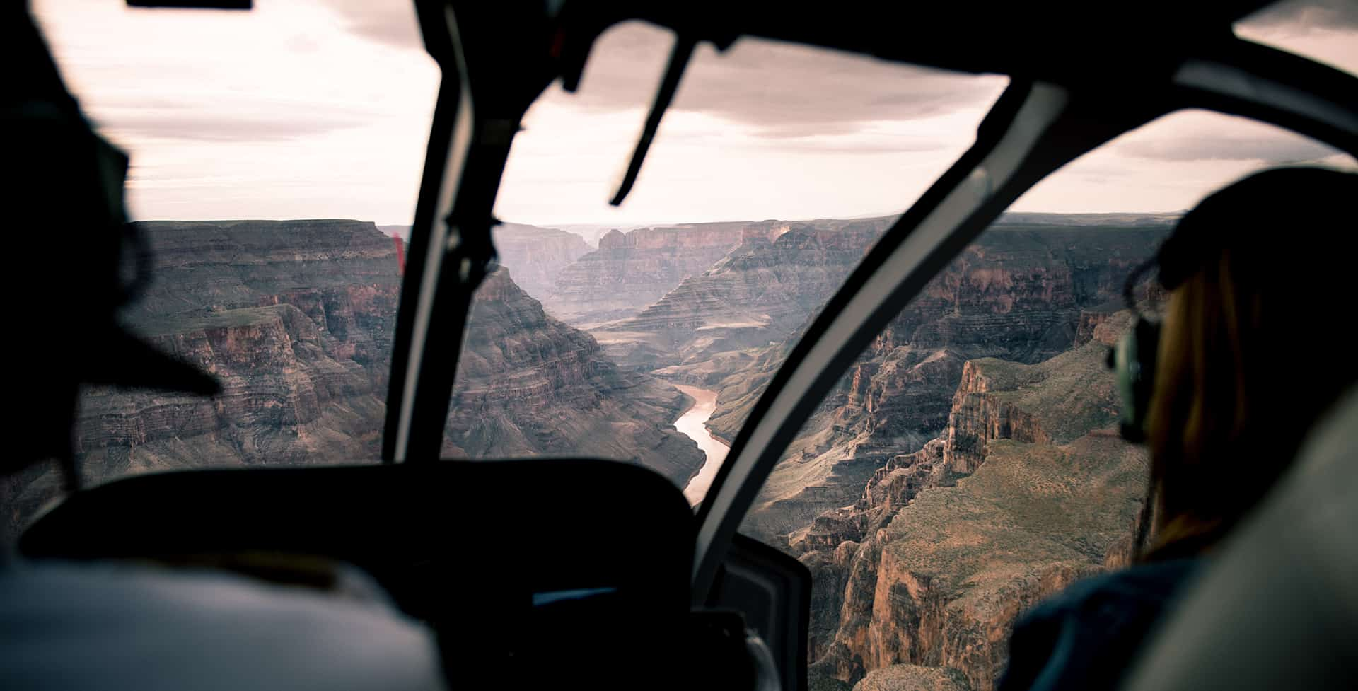survol helicoptere grand canyon