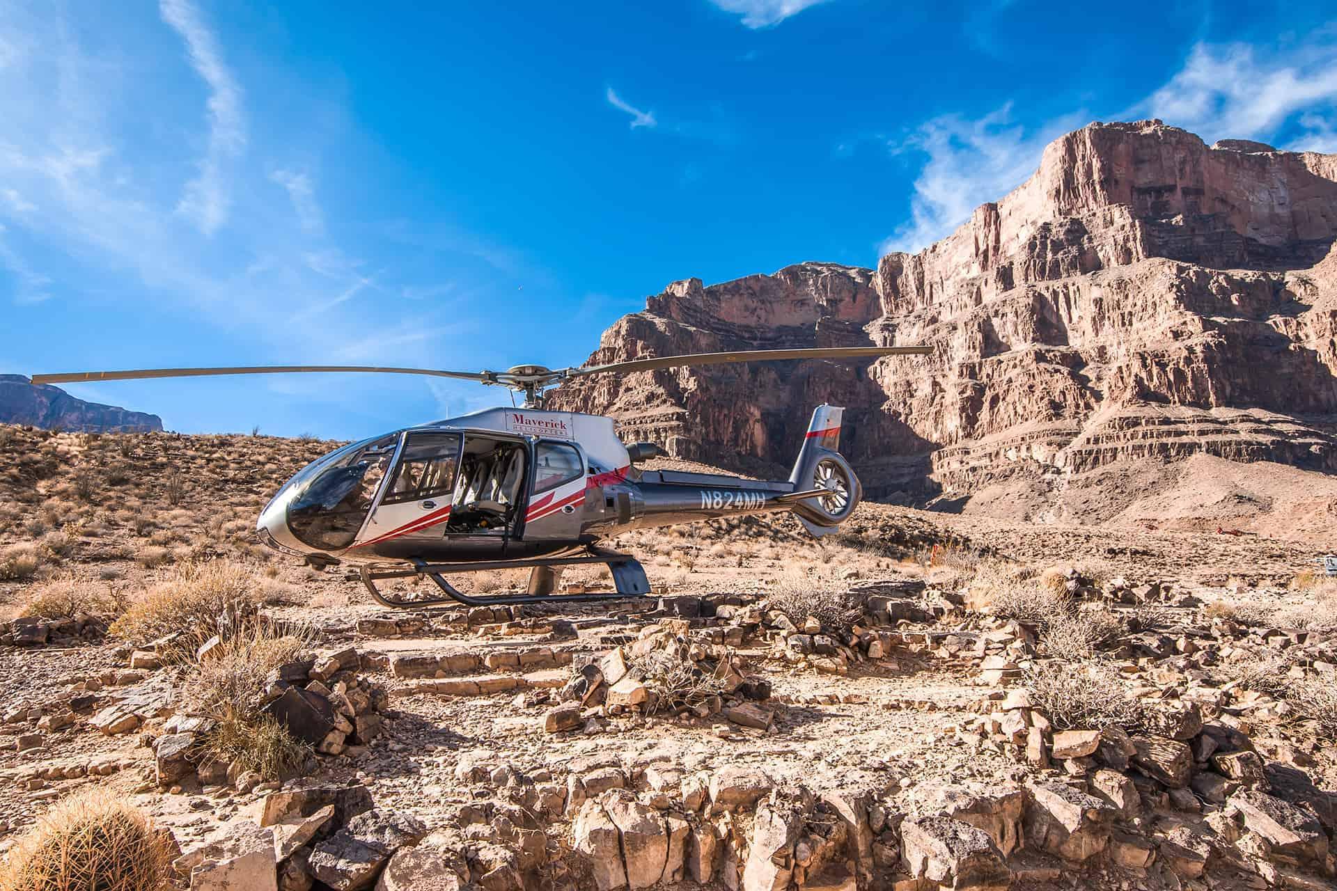 tarifs survol grand canyon
