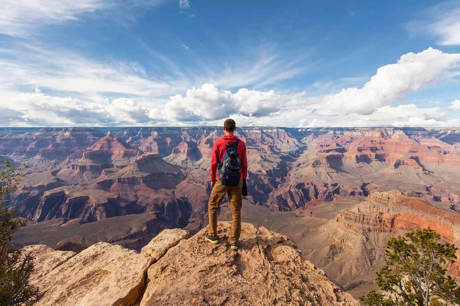 visiter grand canyon