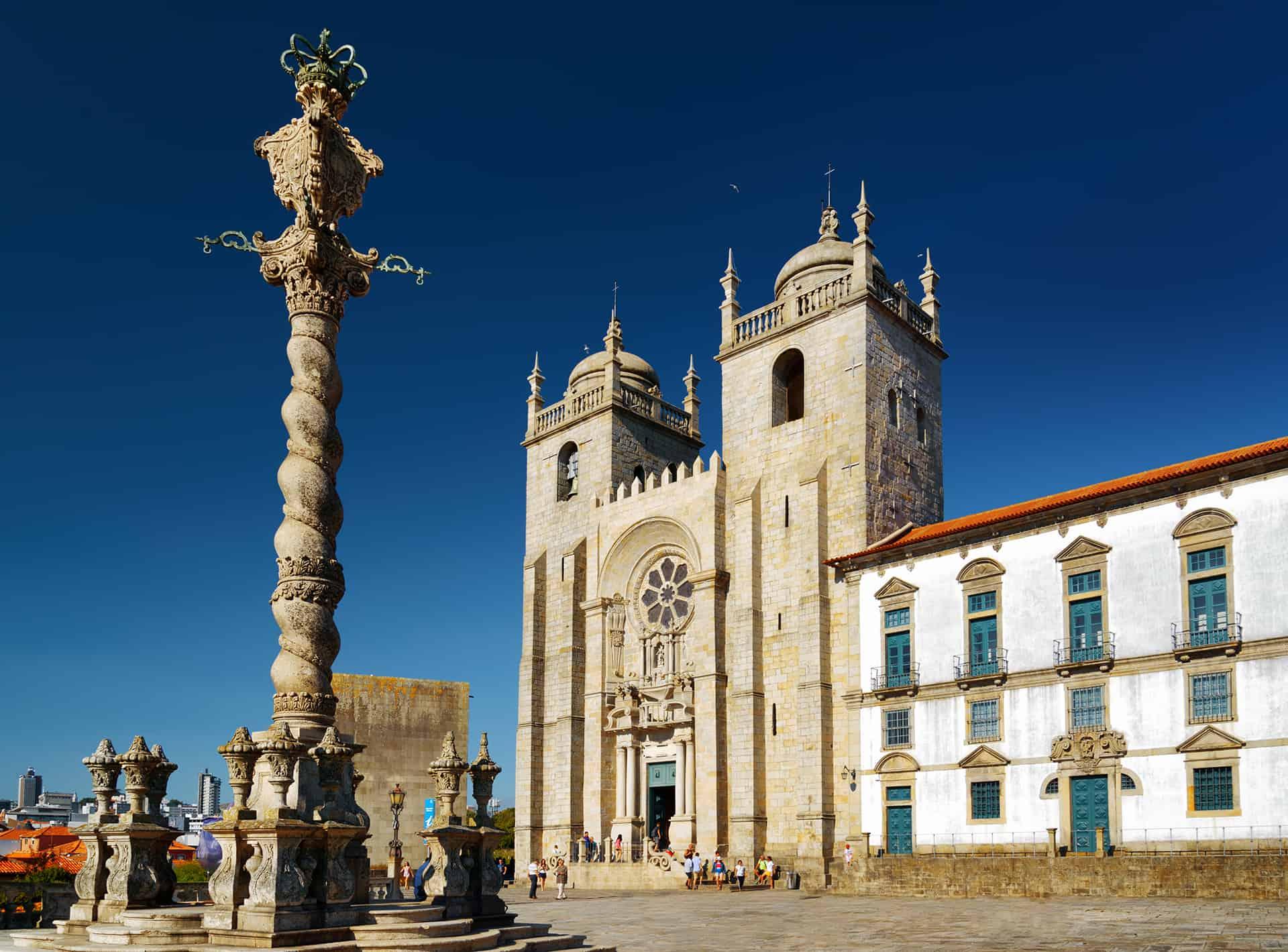 cathedrale porto