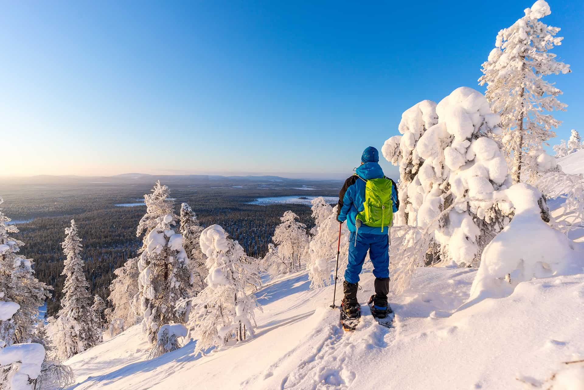 meilleure periode laponie finlandaise