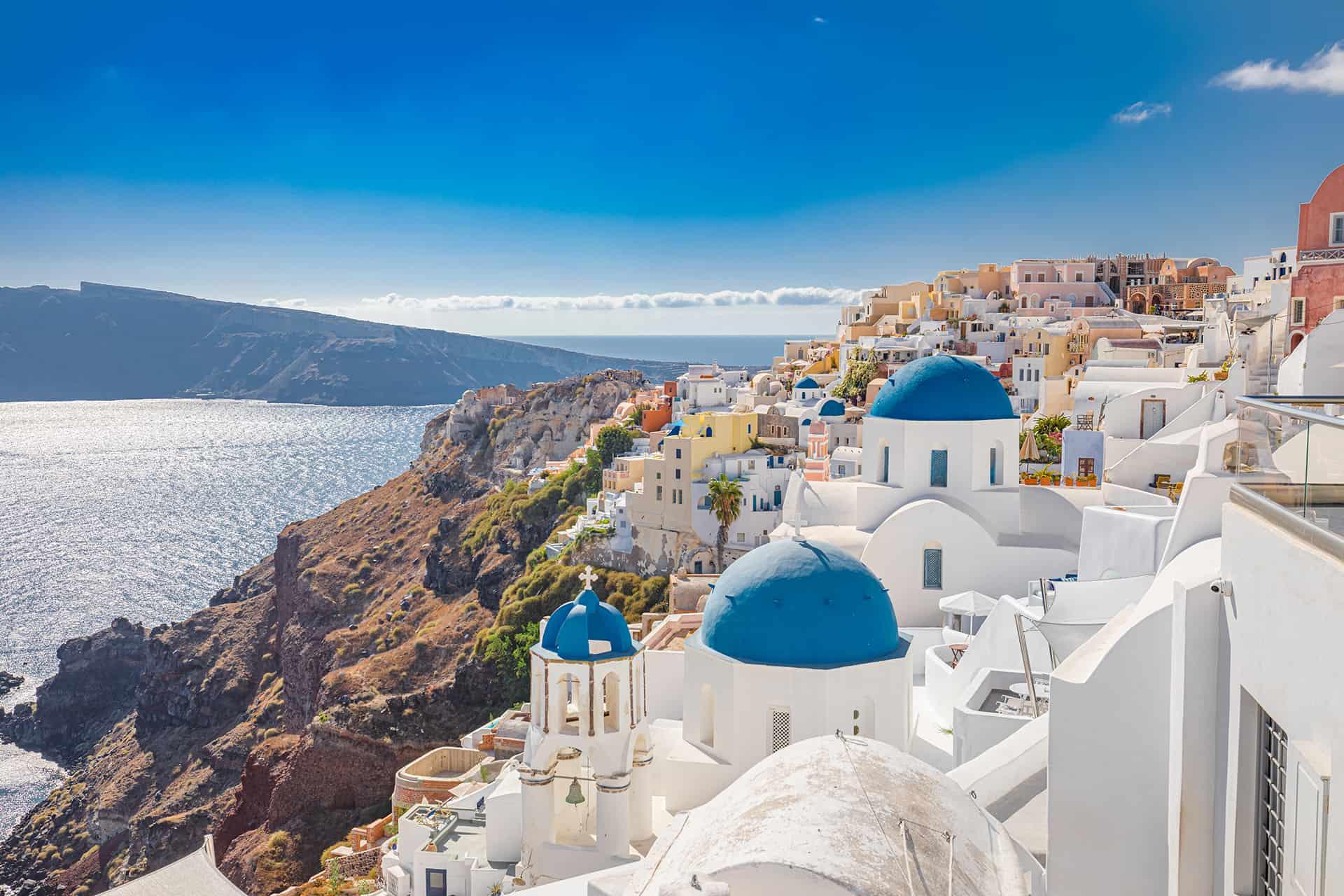 voyager en grece en juin