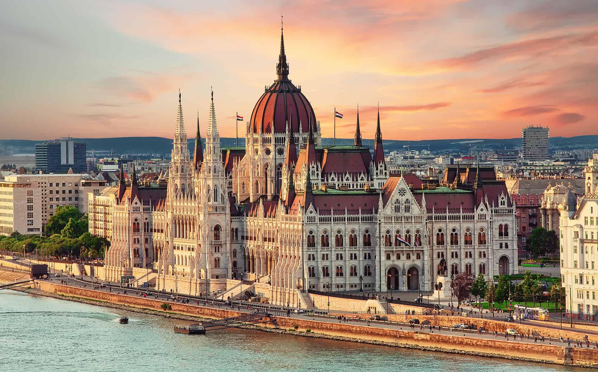 billets parlement budapest