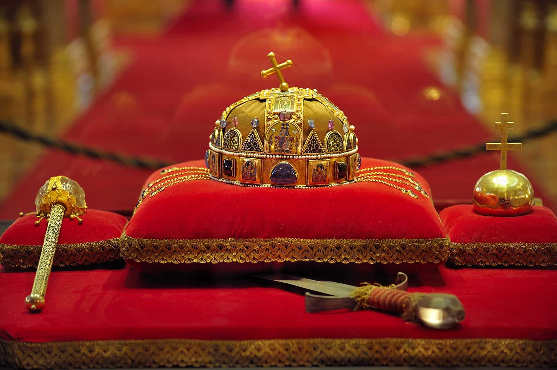 couronne royale hongrie