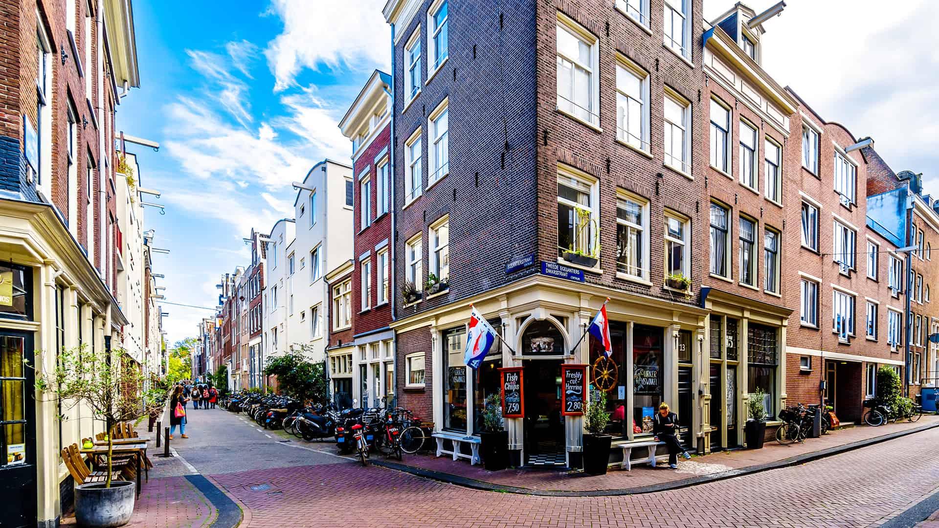 meilleur hotel amsterdam