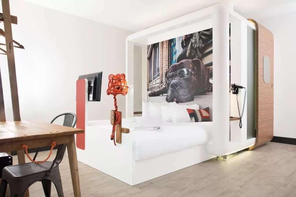 meilleurs hotels londres