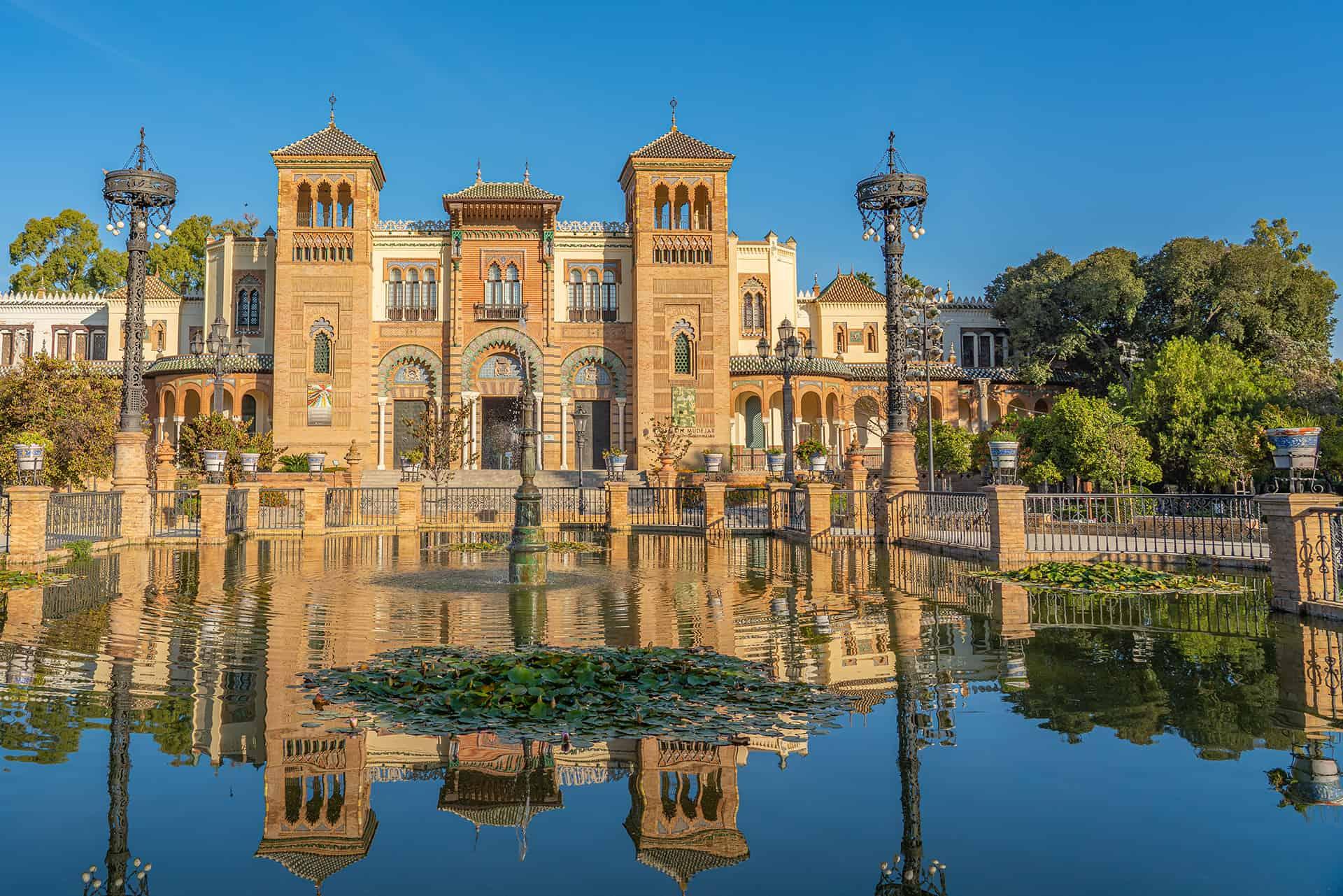 musee des arts et traditions populaires seville