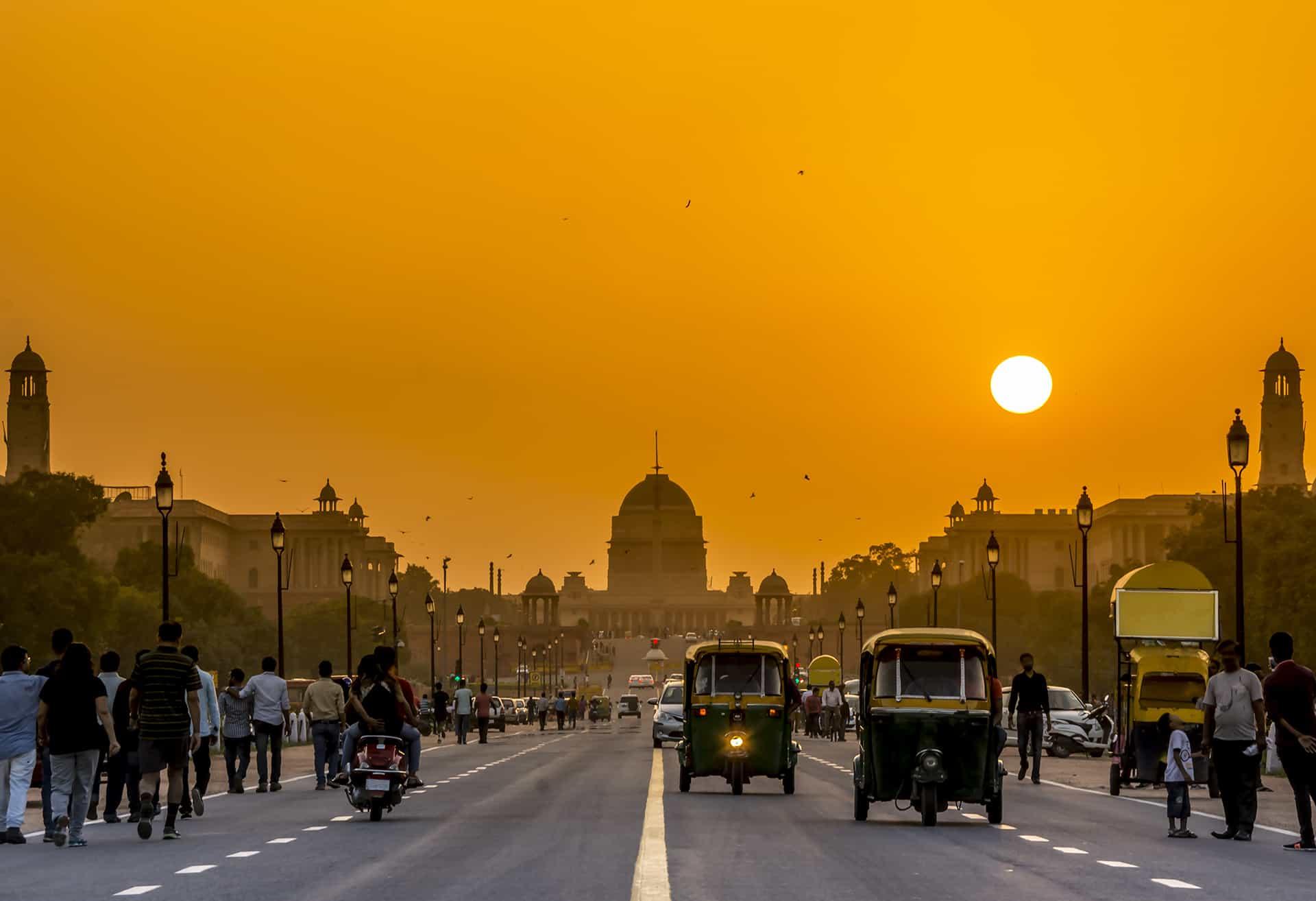new delhi inde