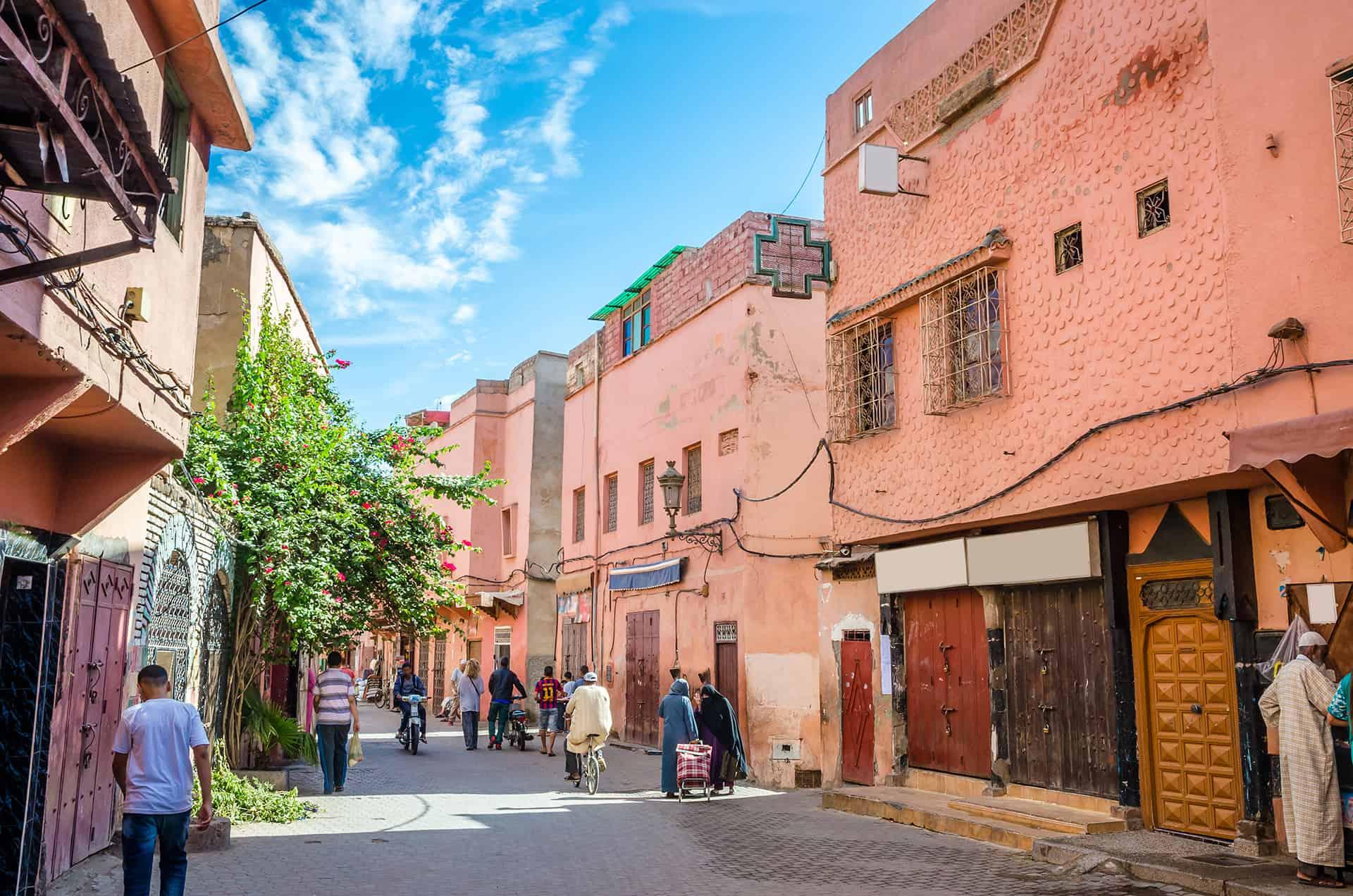 ou loger a marrakech