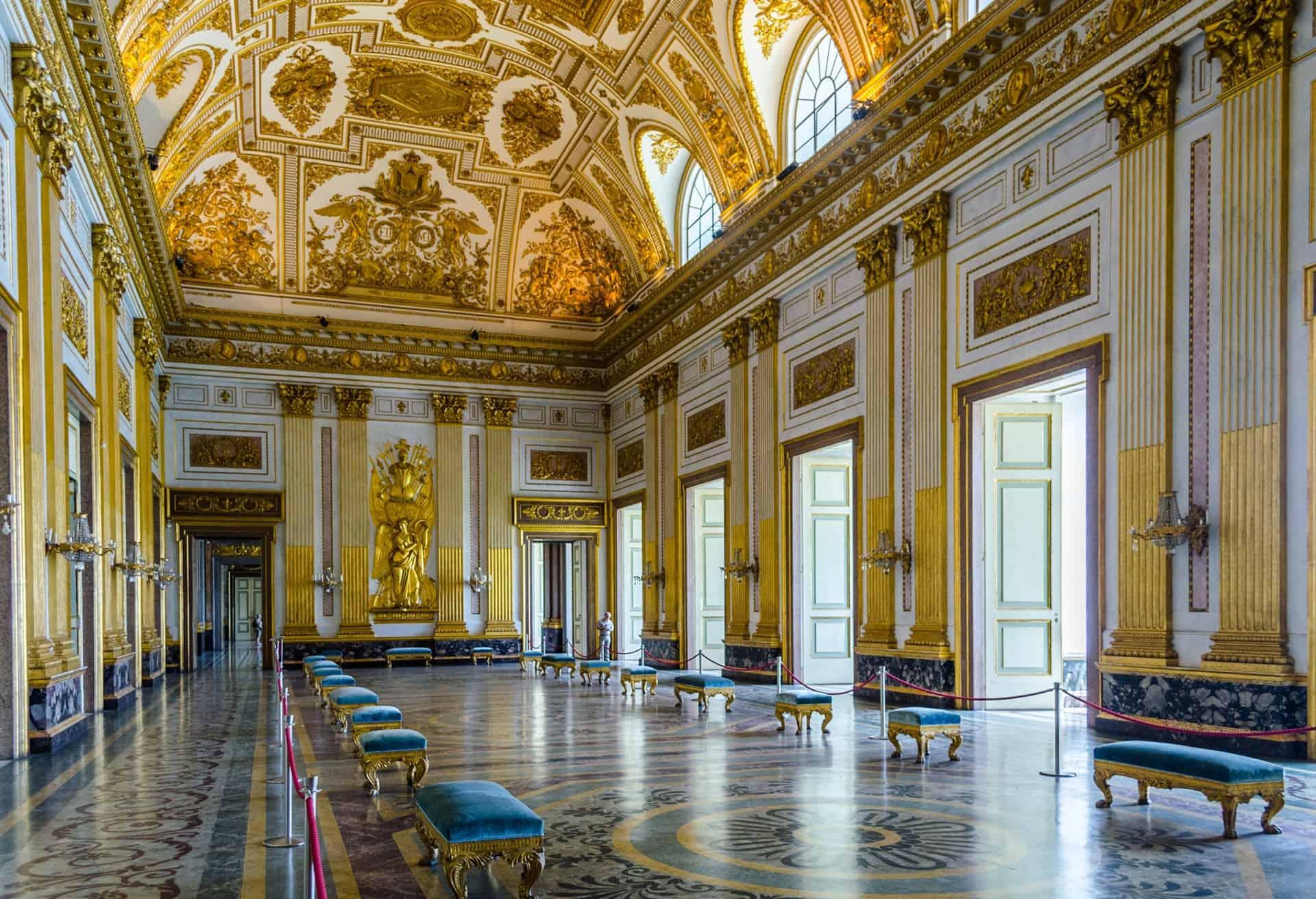 palazzo reale naples