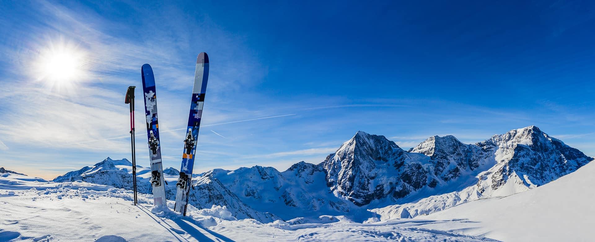 partir au ski en mars