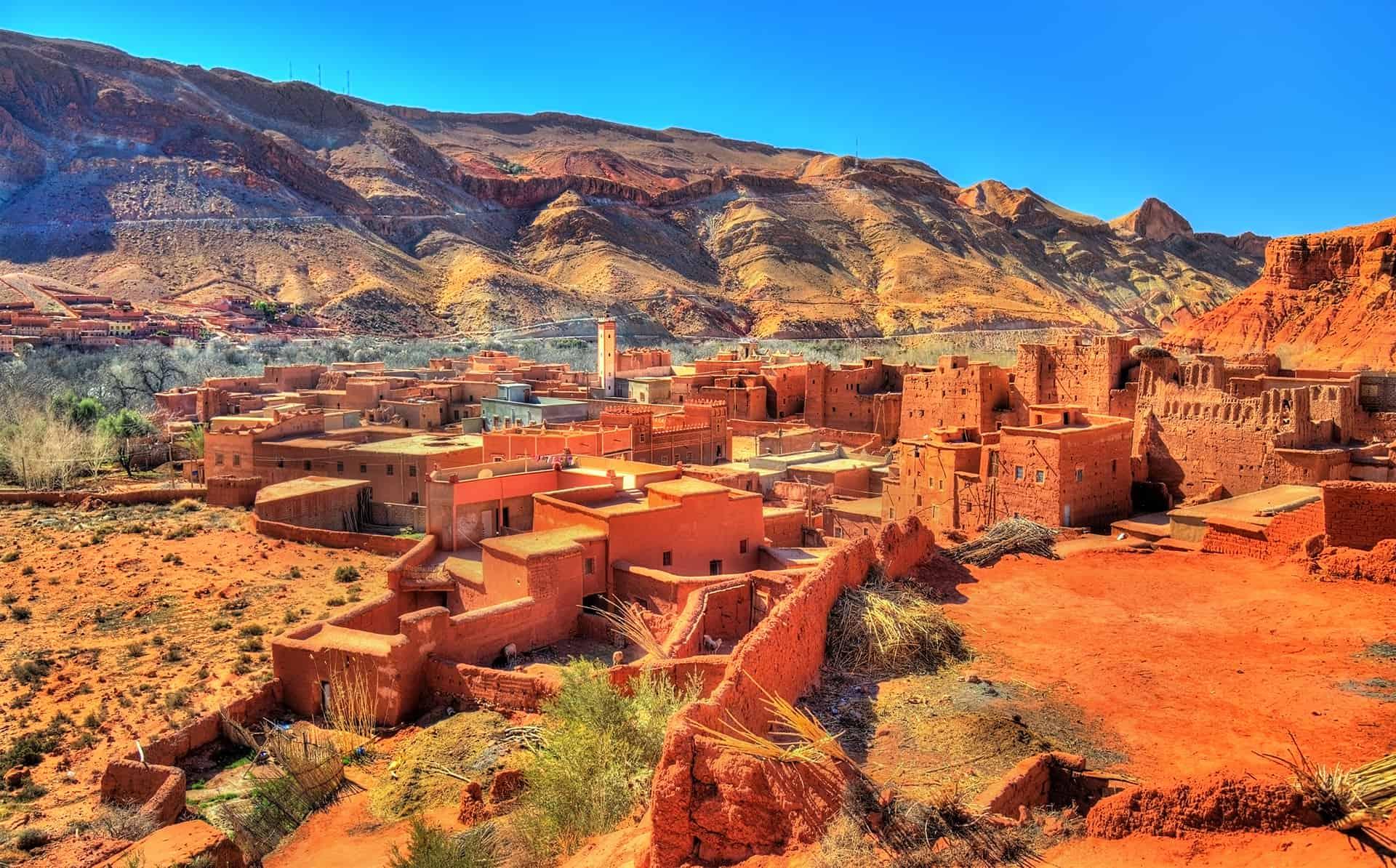 partir en fevrier au maroc