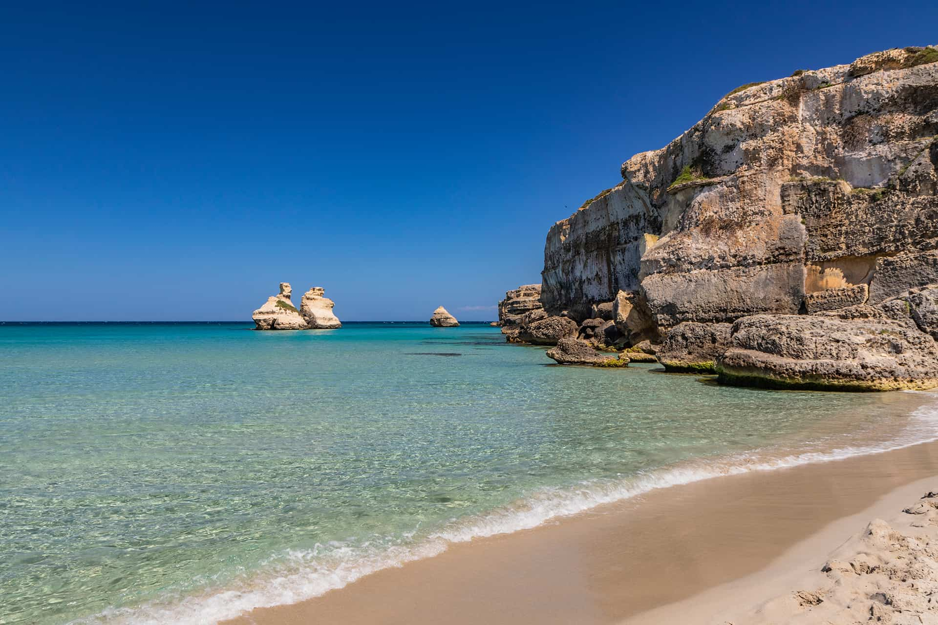 plage torre dell orso