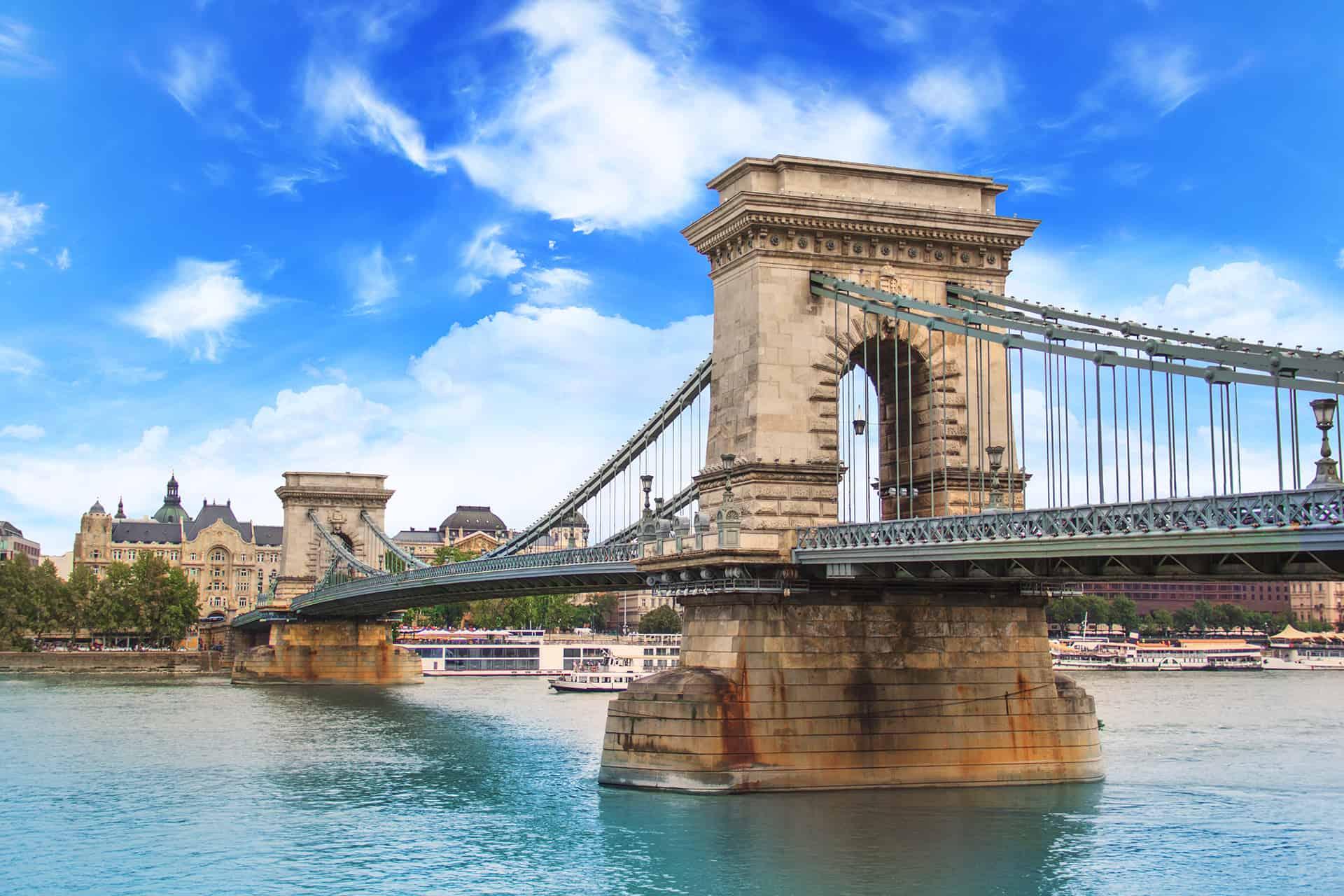pont des chaines danube