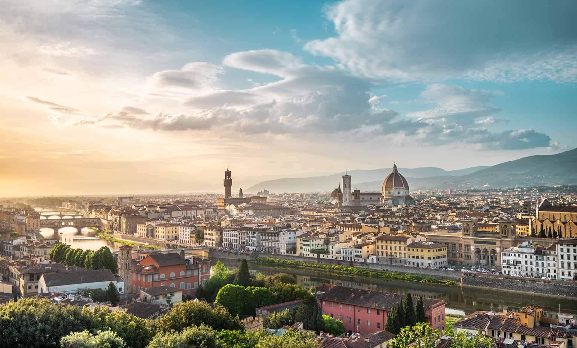 quand visiter florence