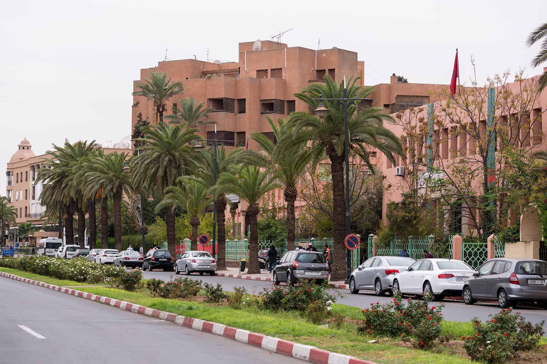 quartier marrakech