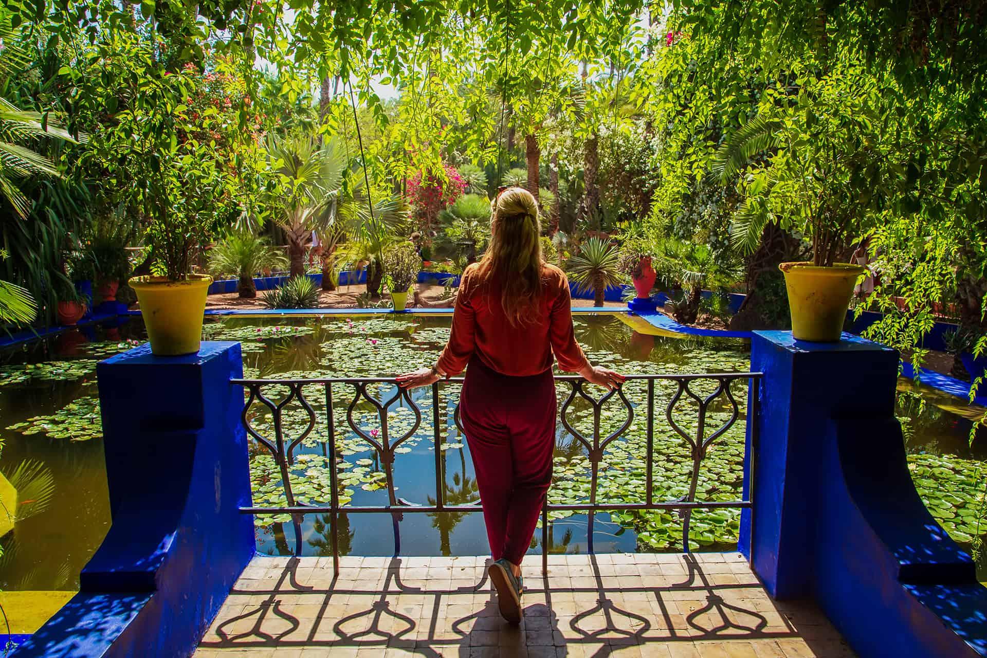 quartier palmeraie marrakech