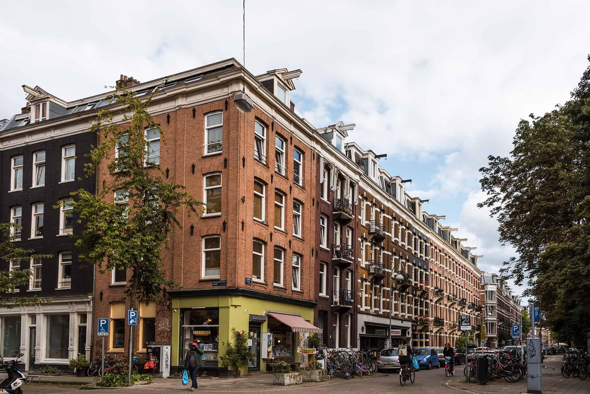 quartiers amsterdam