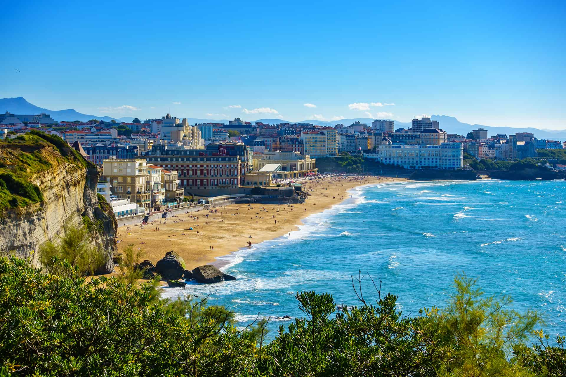 visiter biarritz