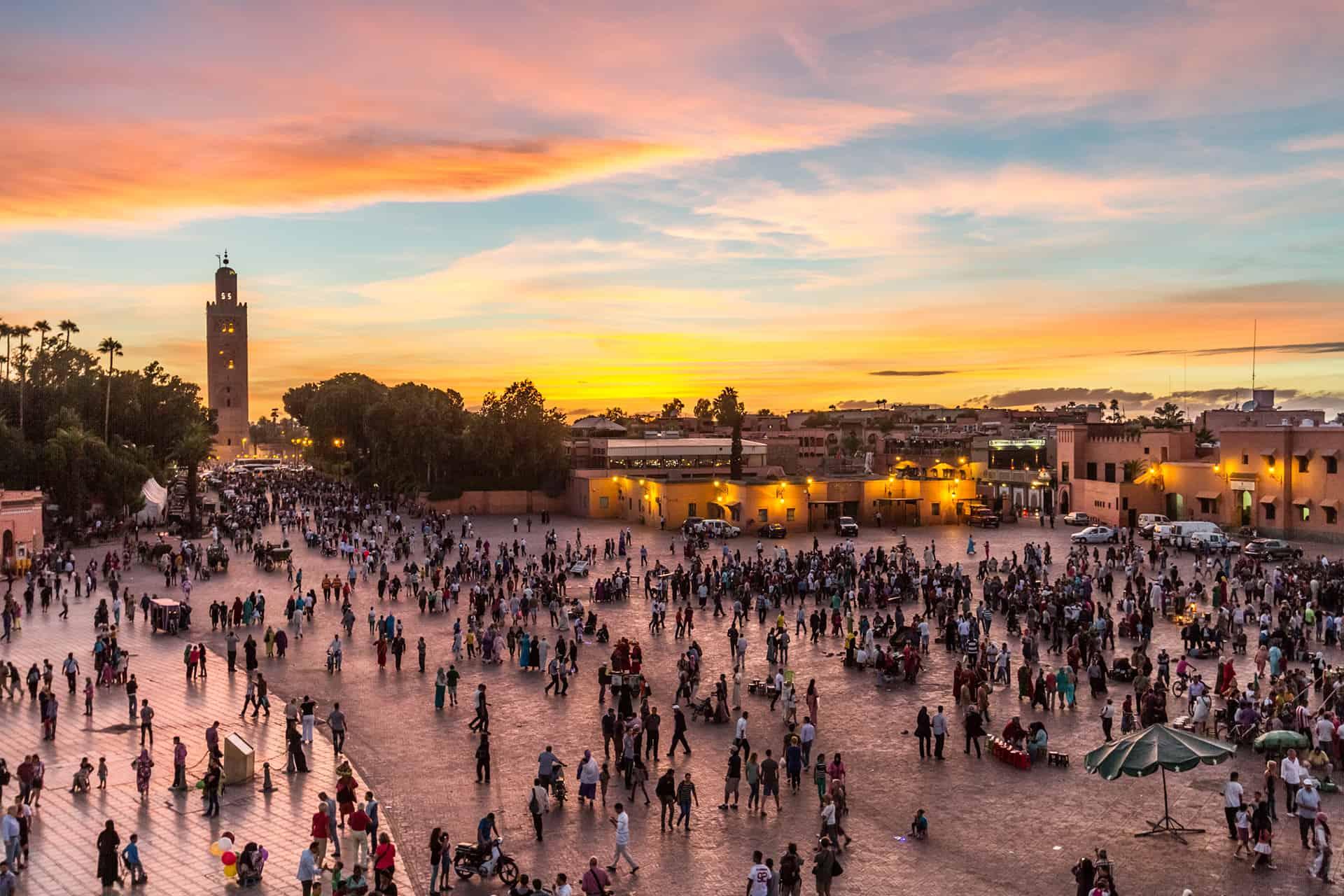 visiter marrakech au printemps
