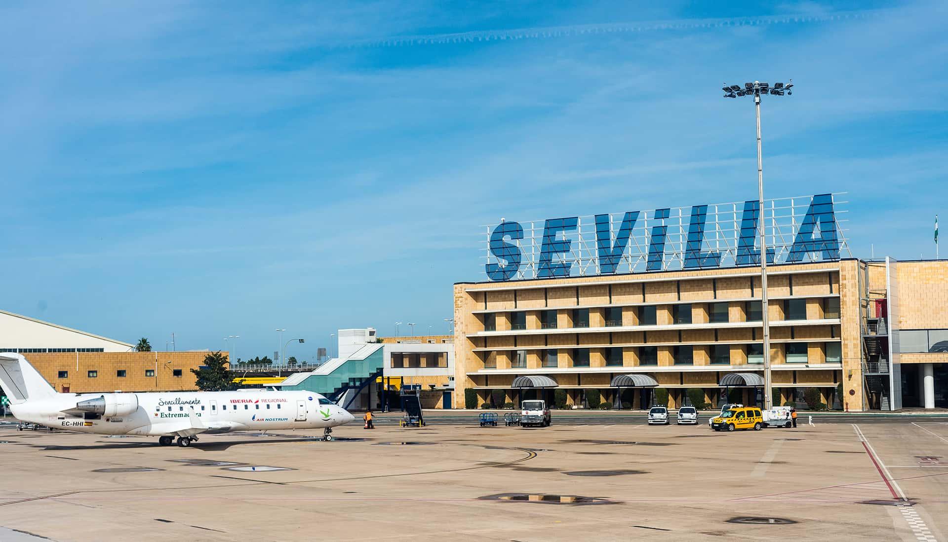 aeroport seville