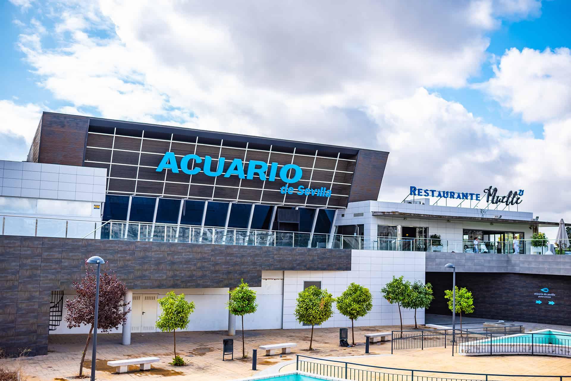 aquarium de seville