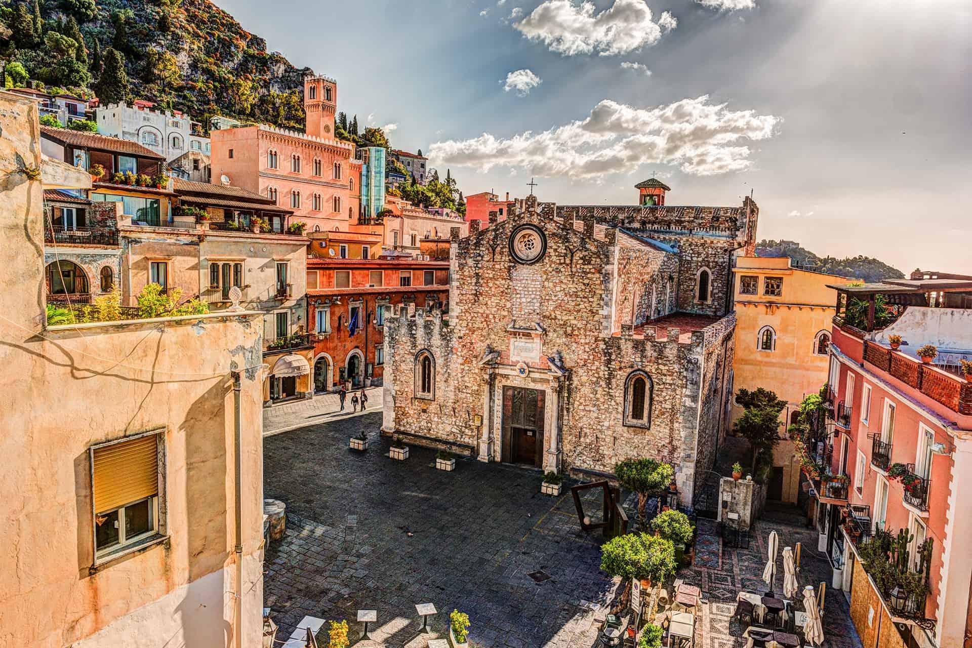 cathedrale taormina sicile