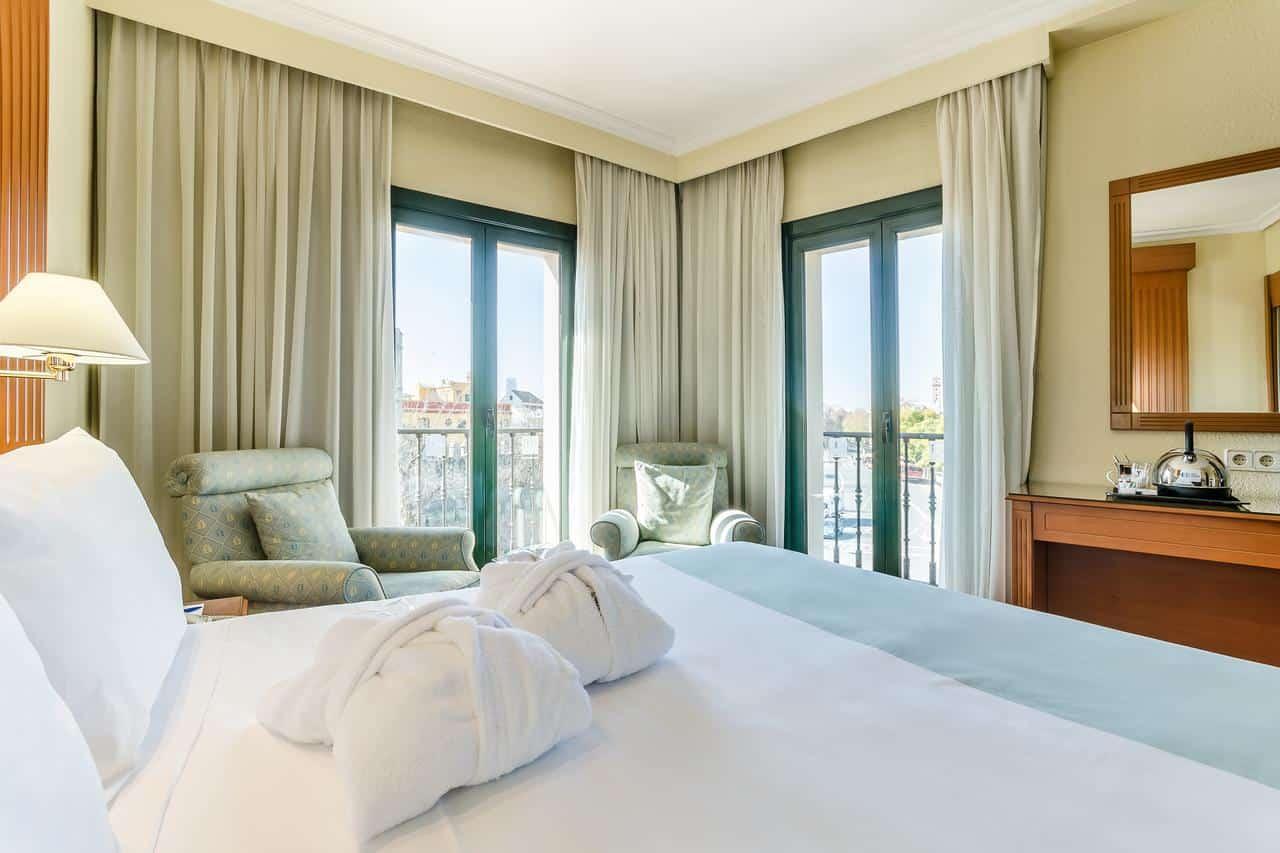 hotels seville