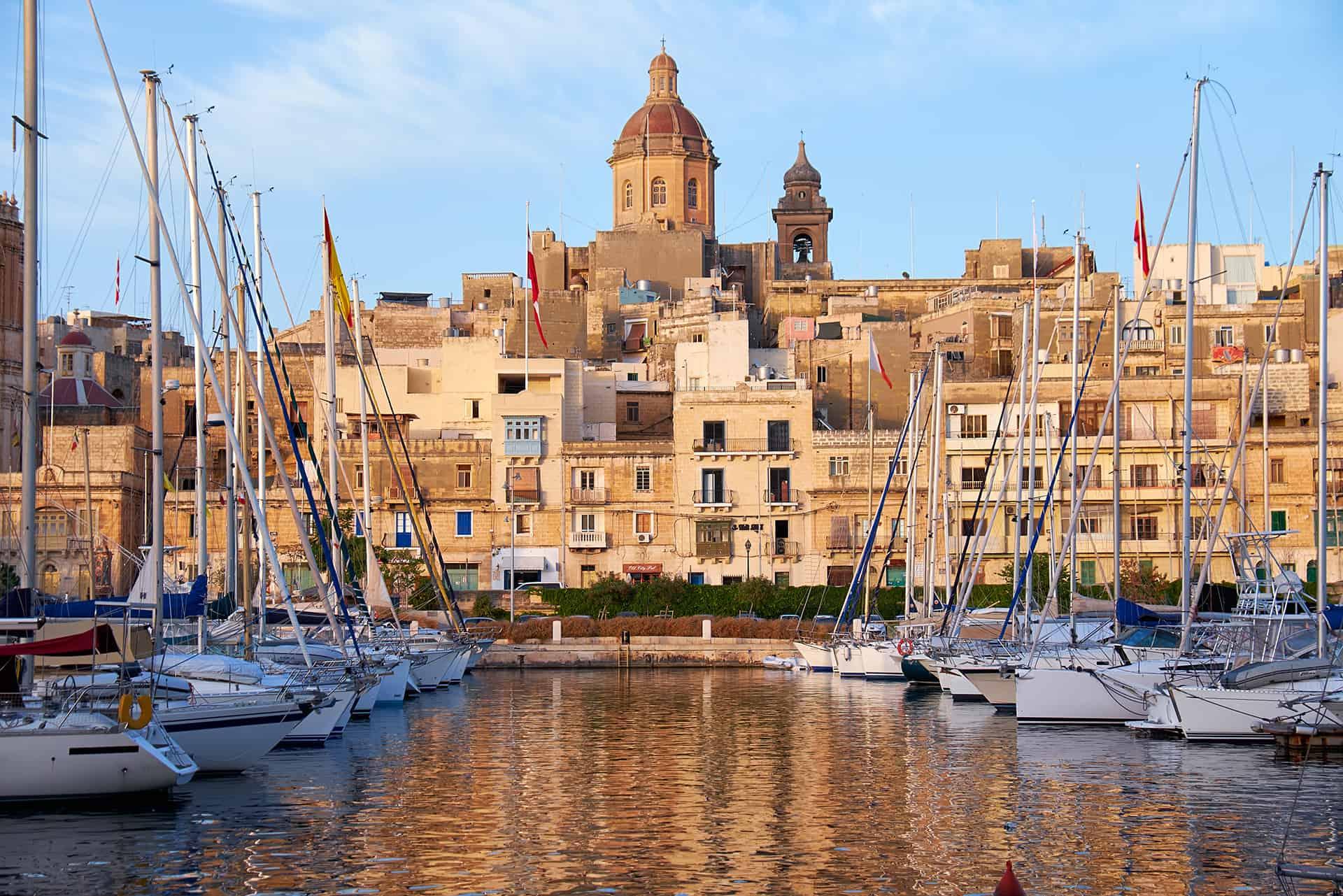 malte lieux interet