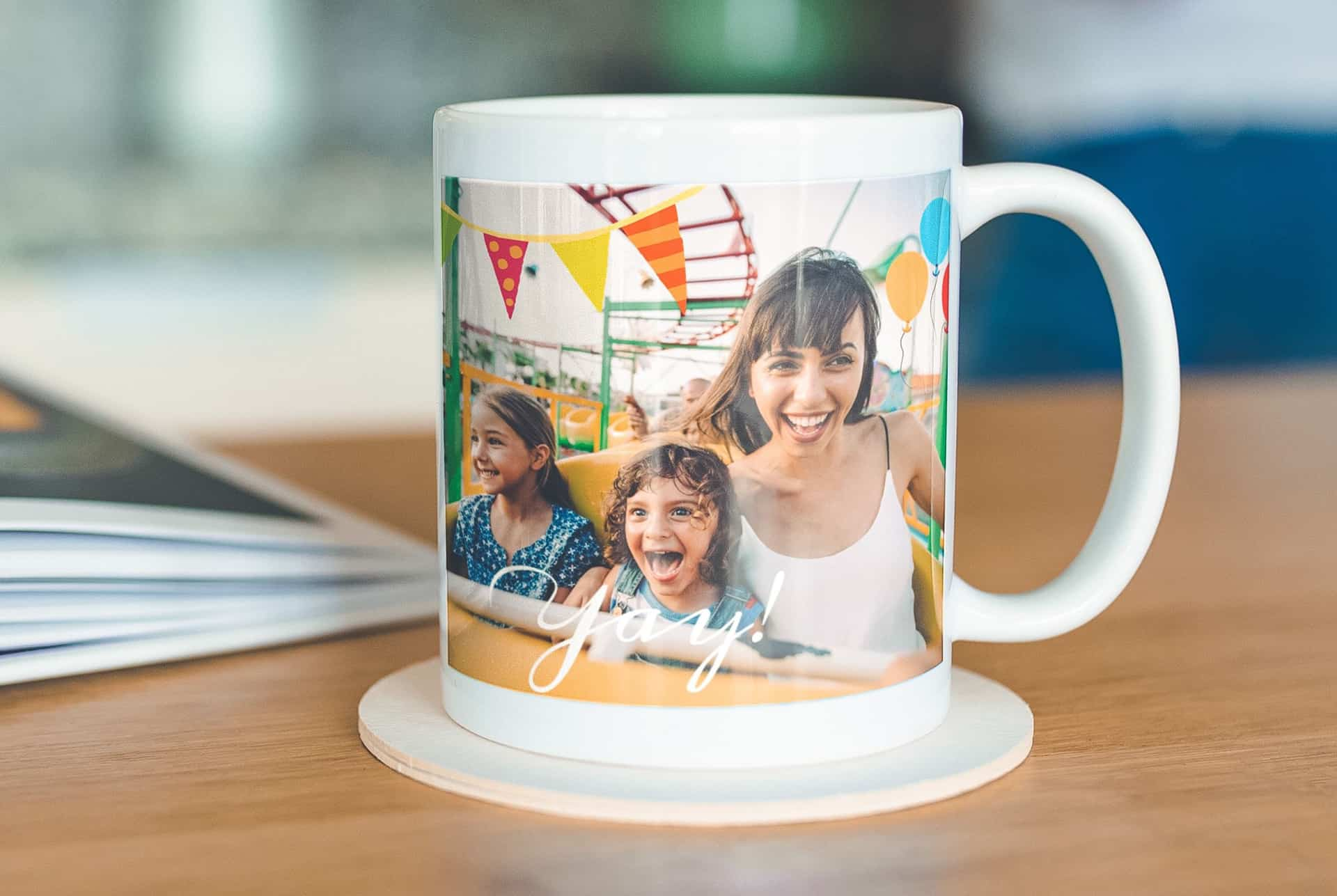 mug personnalise photos