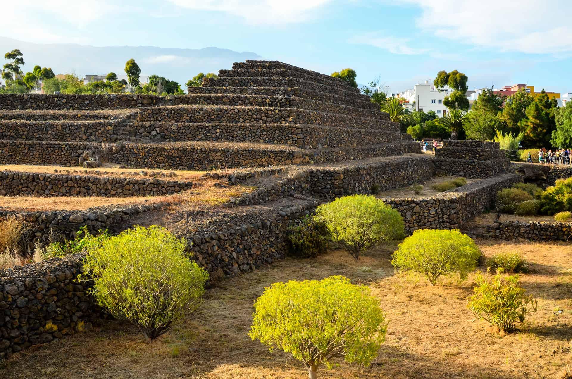 pyramides de guimar