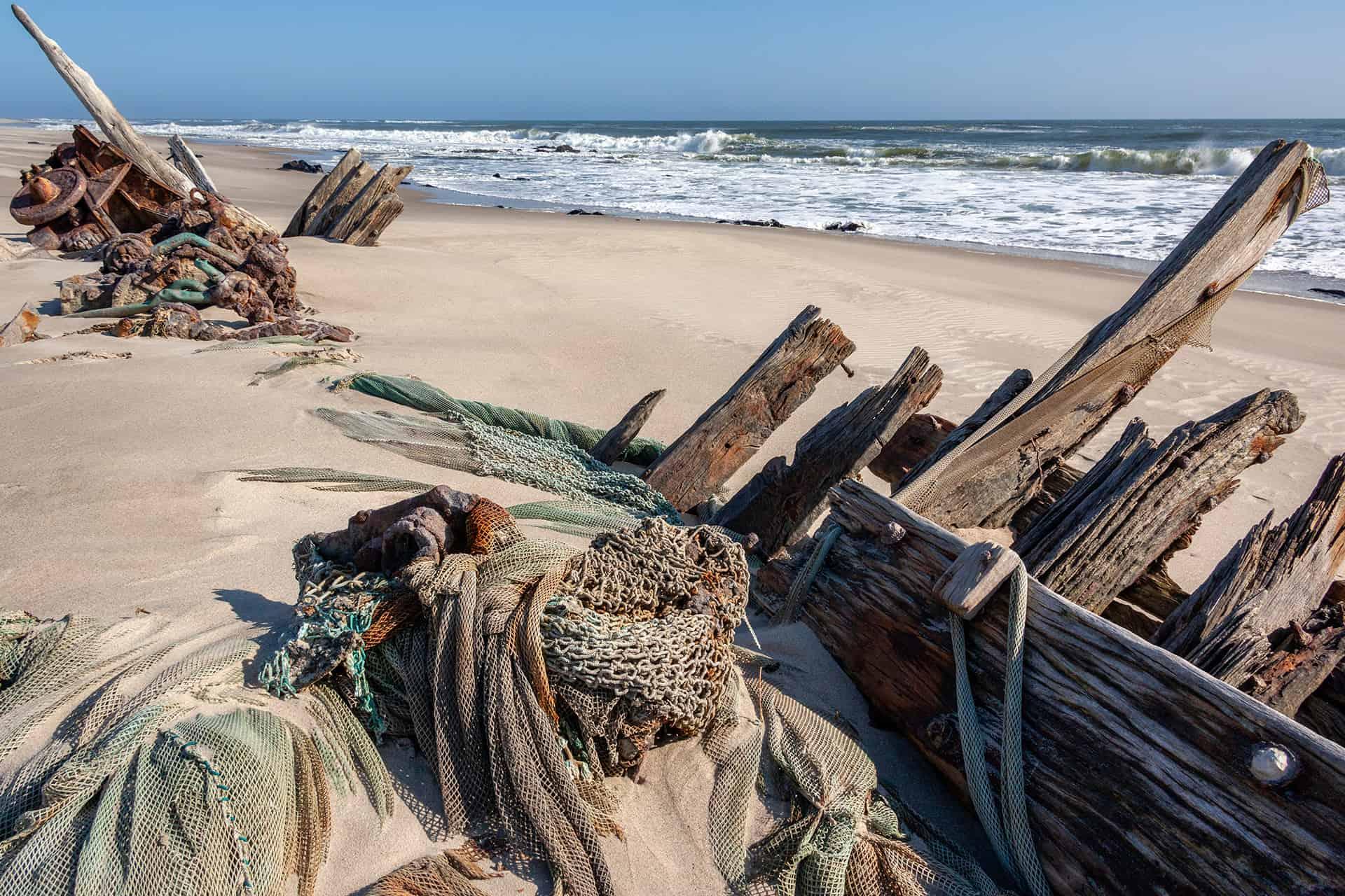 skeleton coast namibie