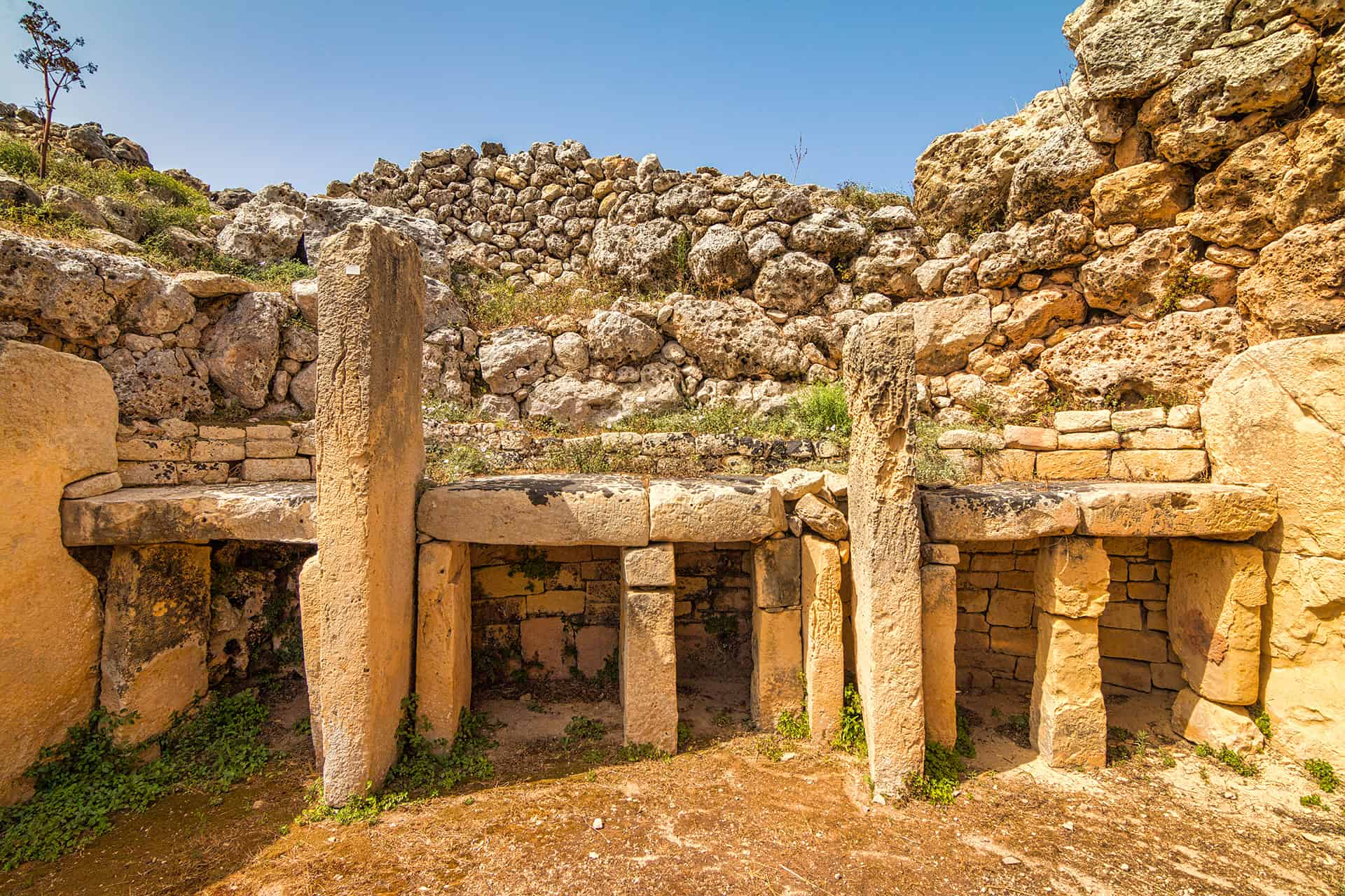 temples megalithiques malte